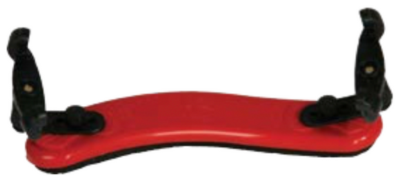 Viva la Musica Original Shoulder Rest Red
