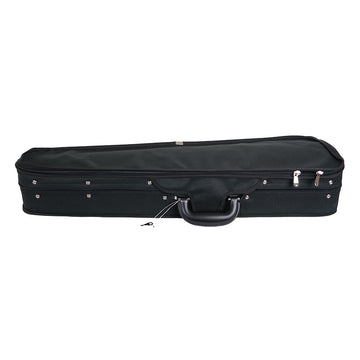 West Coast Strings Dart-shaped wood shell violin case