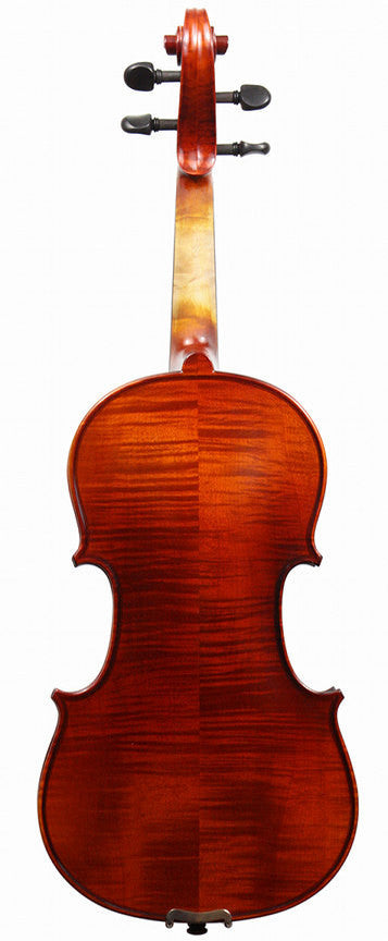 Krutz 200 Series Violin - Back