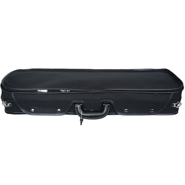 West Coast Strings Oblong wood shell violin case