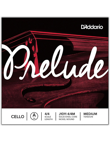 Prelude Bass Orchestra Tuning E Steelcore String