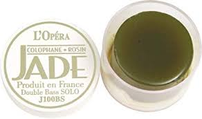 Jade Solo rosin for bass