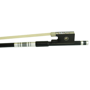 West Coast Strings Colored Composite Fiberglass Viola  Bow