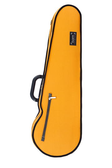 BAM submarine hoody for hightech contoured violin case - orange