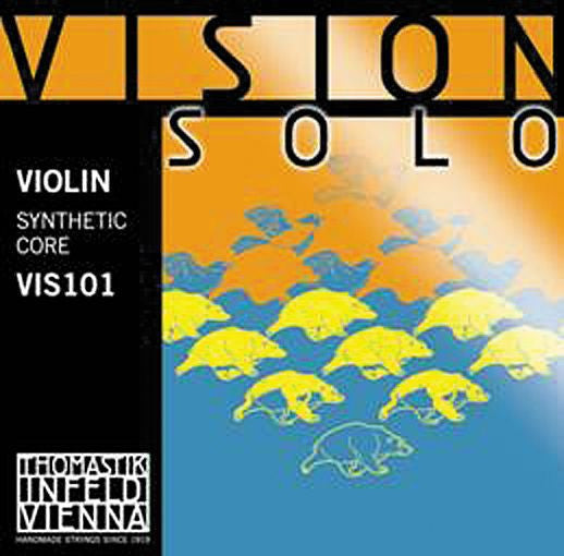 Thomastik-Infeld Vision Solo Vioin Strings