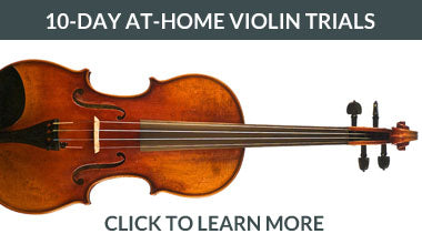 10-Day At-Home Violin Trial Period