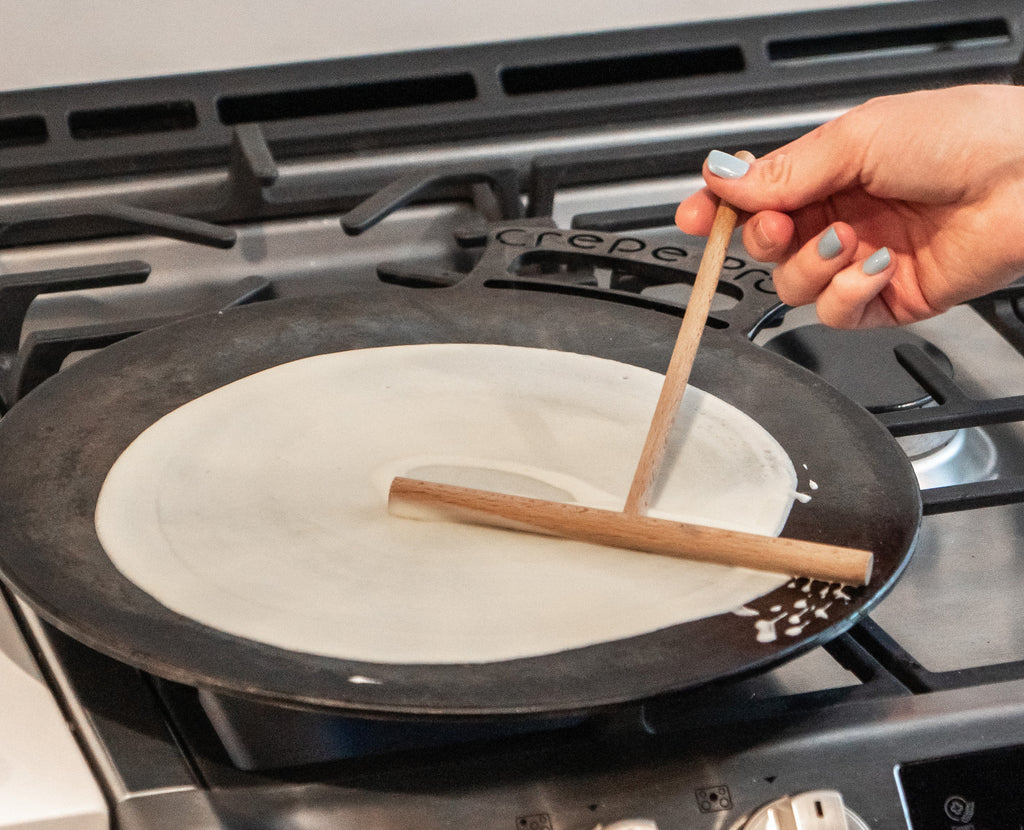 How To Spin French Crepes Crepepro Crepepro