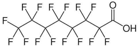 Perfluorooctanoic acid