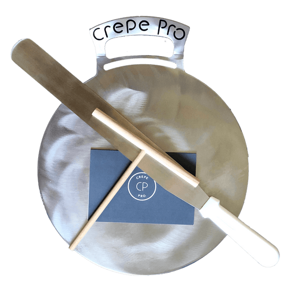 Crepepro Mini - traditional french crepe pan
