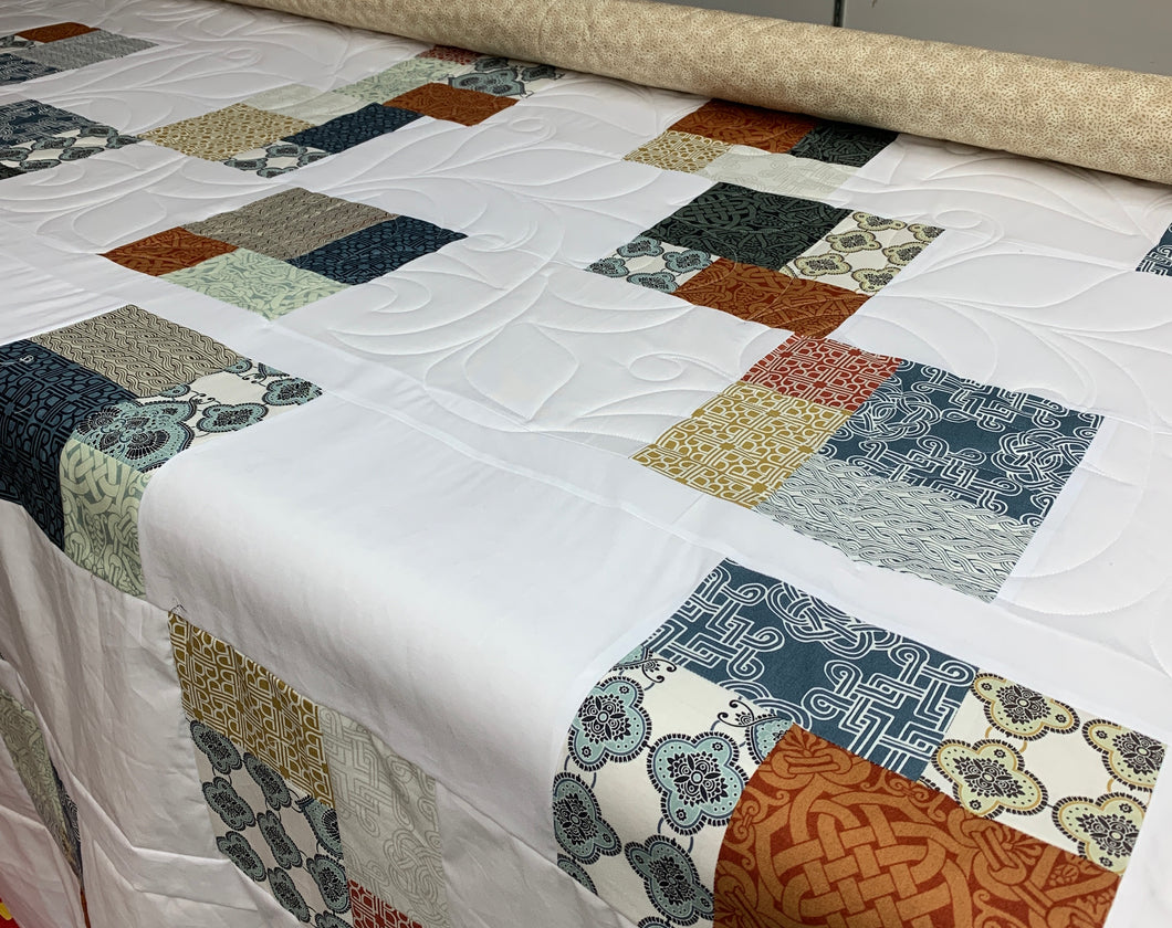 Let's Get Your Quilts Done!
