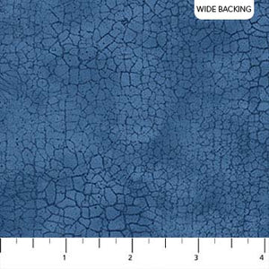 Wideback- Crackle Blue