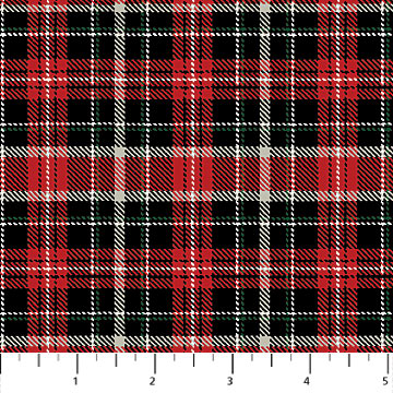 Cardinal Woods - Flannel - Plaid