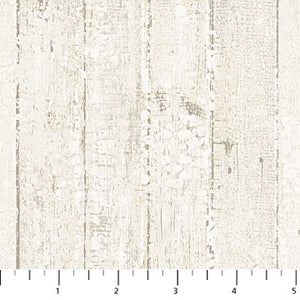 Cardinal Woods - Flannel - Weathered Wood