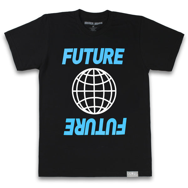 Global Tee in Black