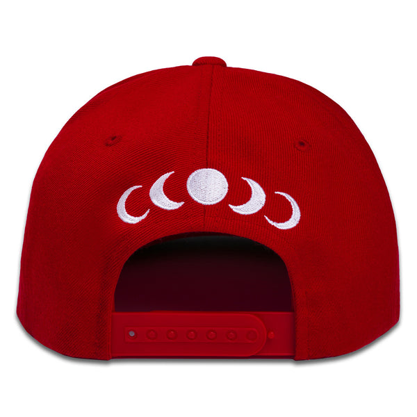 Future Snapback in Red