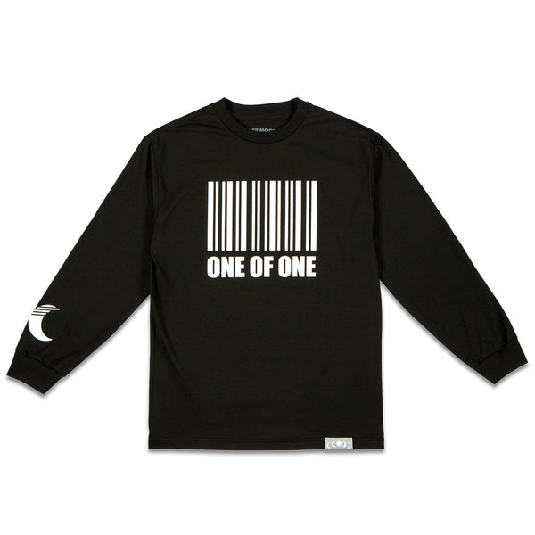 One Of One Longsleeve in Black