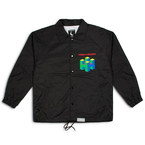 Game Jacket in Black