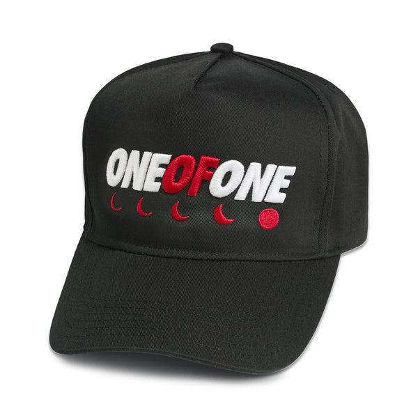 One Of One Snapback in Black