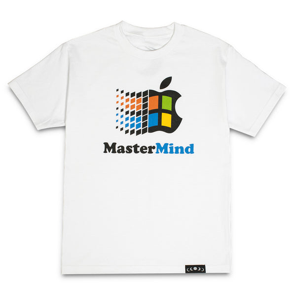 Masters Tee in White
