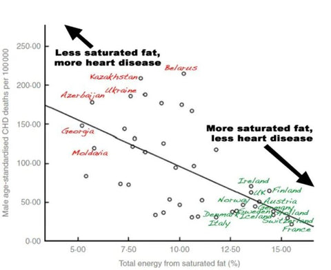 high-saturated-fat-diet-low-heart-disease-french-paradox-study