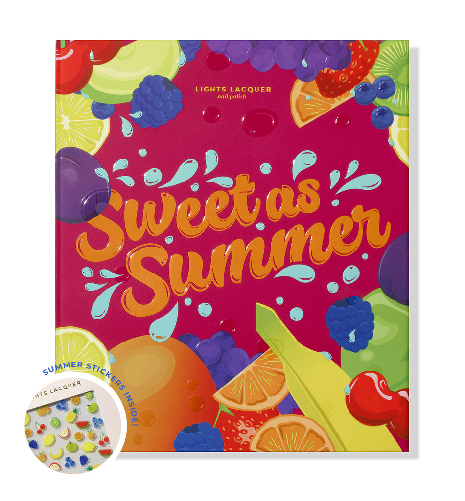 Sweet as Summer Collector's Edition