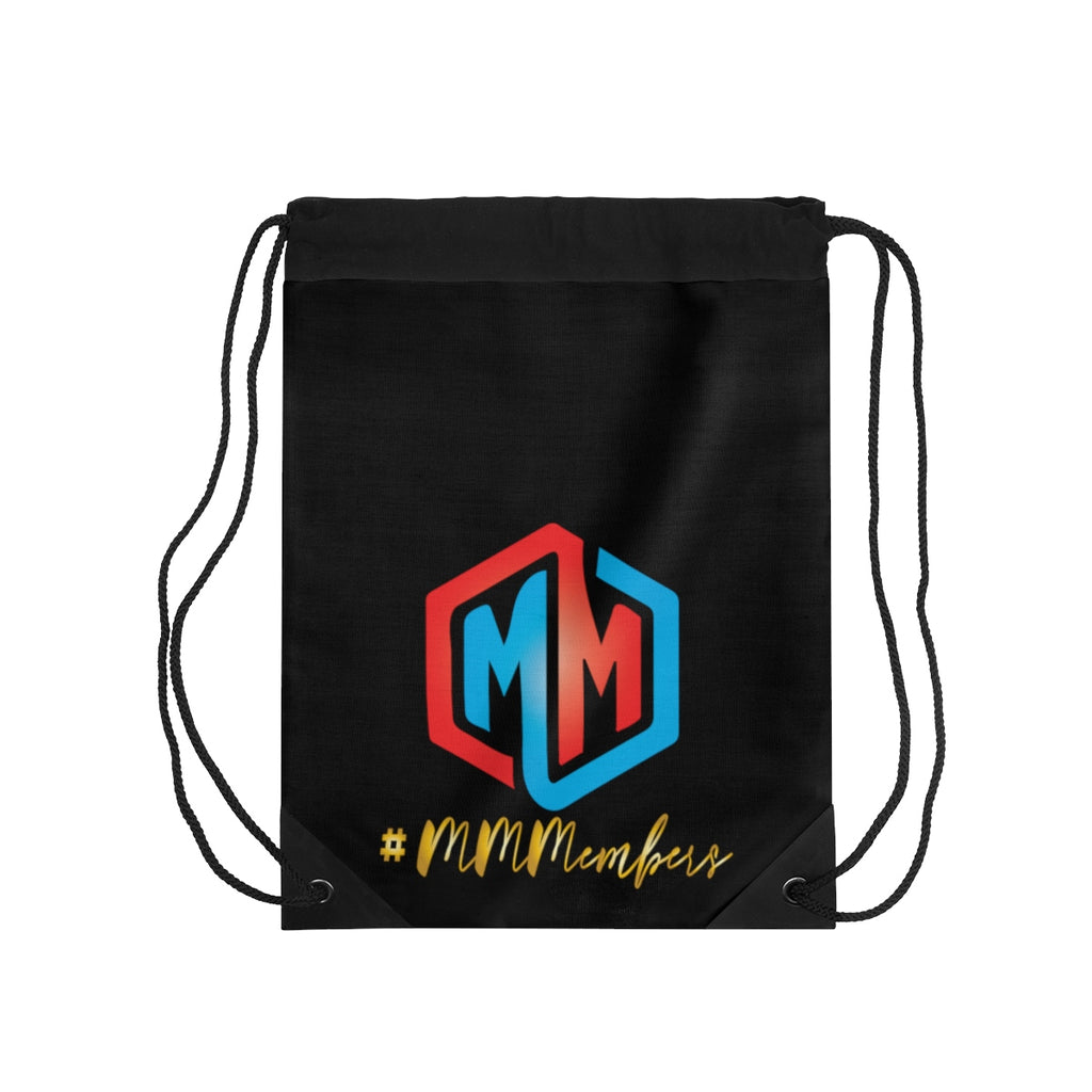 #MMMembers Drawstring Bag