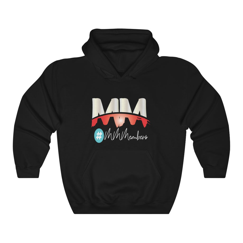 #MMMember Hooded Sweatshirt