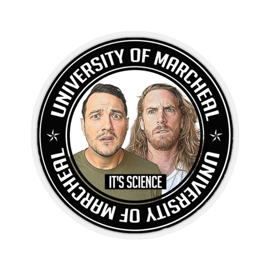 University of Marcheal Sticker
