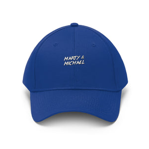 Marty and Michael Twill Hat