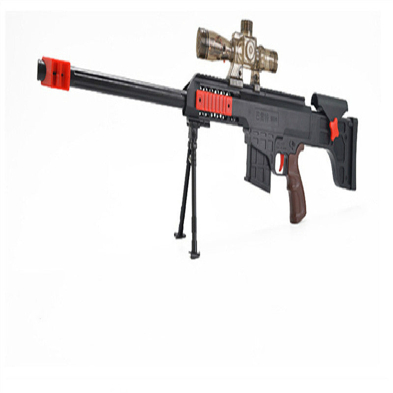 Water Bomb Blaster Sniper Rifle Electric Gel Bullet Ball