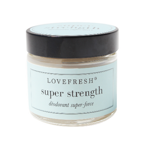 Super Strength Deodorant
