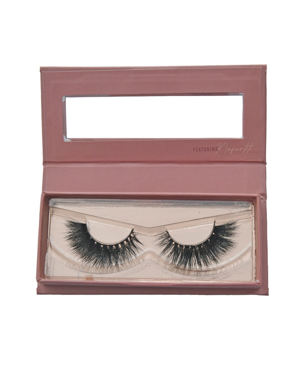 Nefertiti Mink Lashes - HEBE Beauty