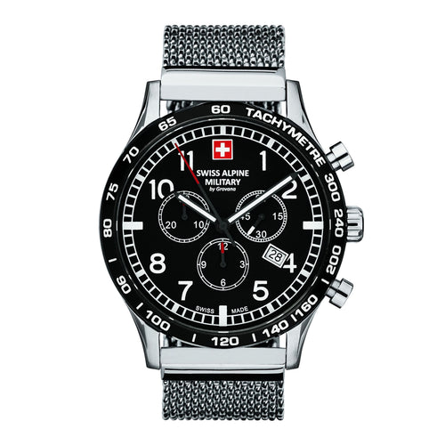 Swiss Alpine Military 1746.9137SAM Herrenuhr Chronograph
