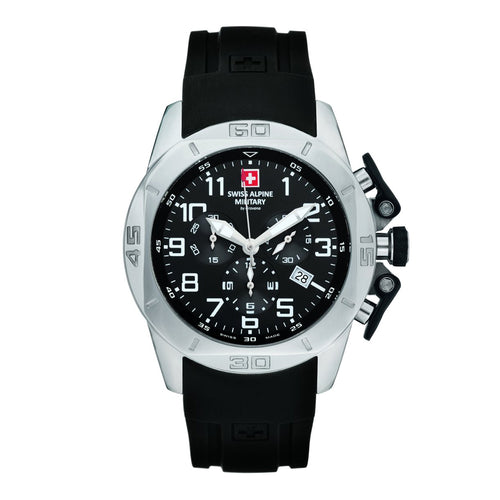Swiss Alpine Military 7063.9837SAM Herrenuhr Chronograph