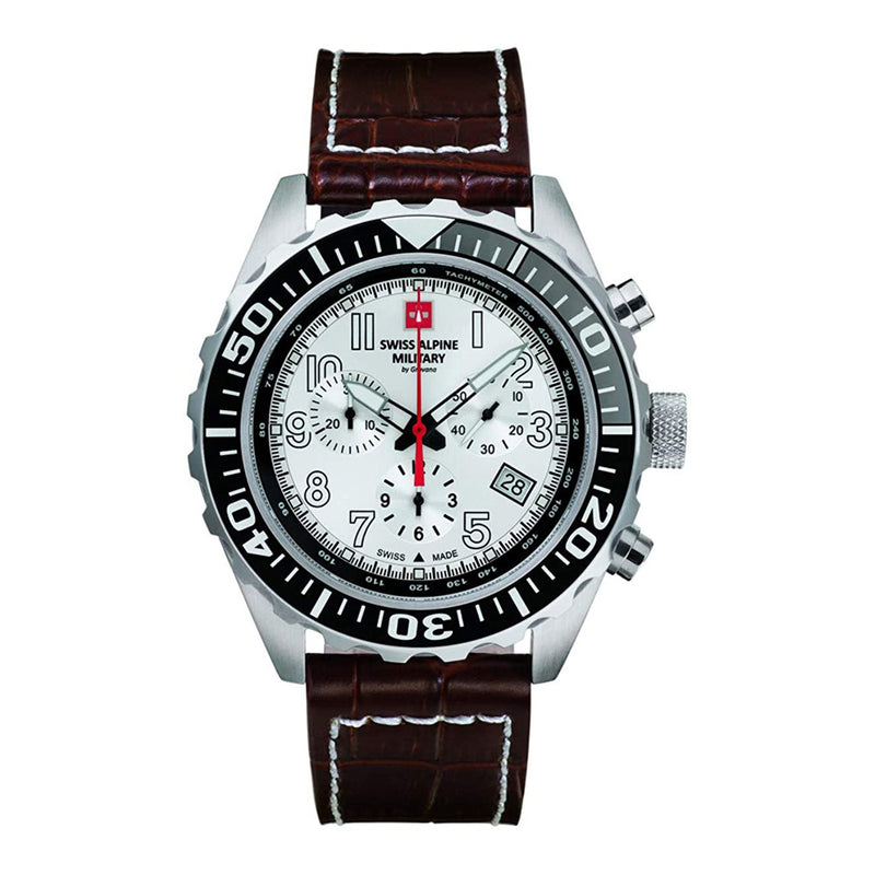 Swiss Alpine Military 7076.9532SAM Herrenuhr Chronograph