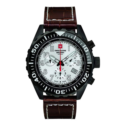 Swiss Alpine Military 7076.9572SAM Herrenuhr Chronograph
