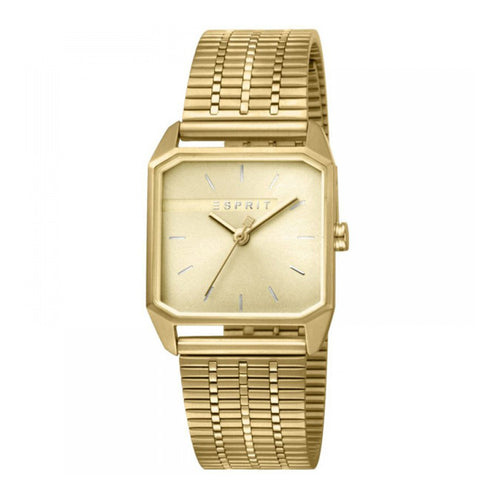 Esprit ES1L071M0025 Cube Ladies Gold Damenuhr
