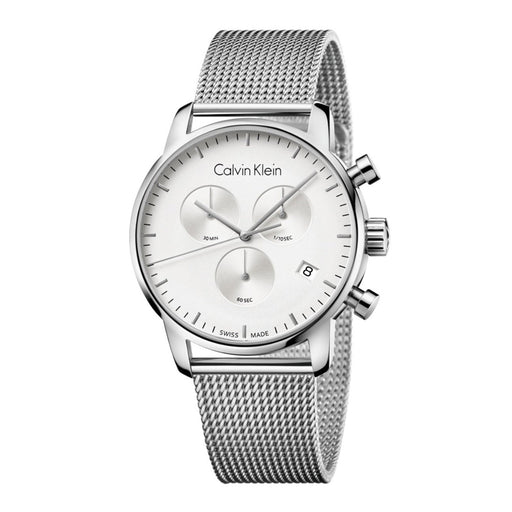 Calvin Klein City K2G27126 Herrenuhr Chronograph