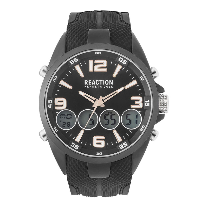 Kenneth Cole Reaction RK50276007 Herrenuhr Chronograph