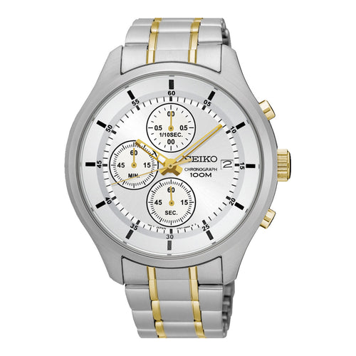 Seiko Neo Sports SKS541P1 Herrenuhr Chronograph