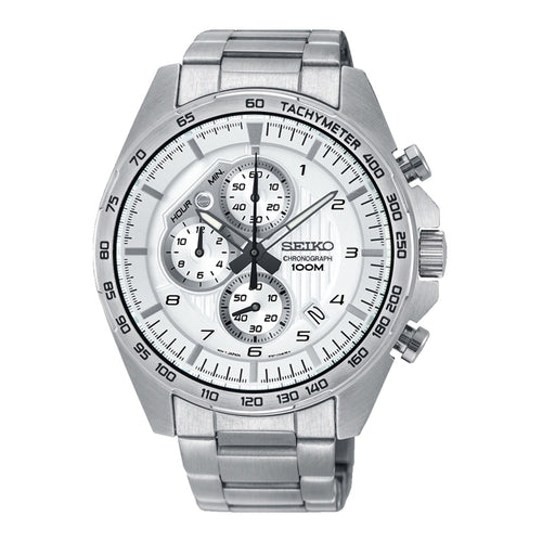 Seiko Neo Sports SSB317P1 Herrenuhr Chronograph