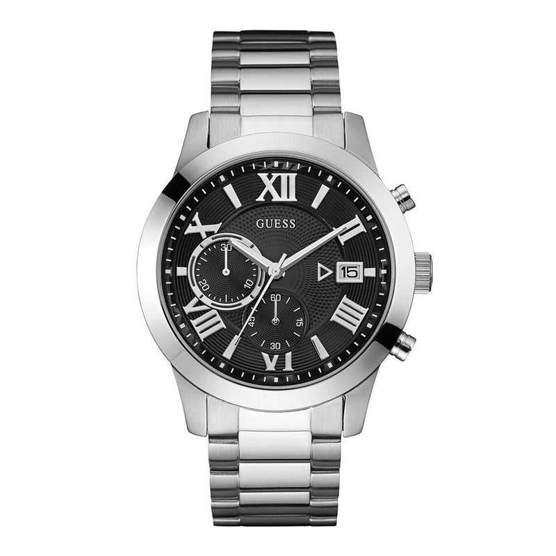 Guess Atlas W0668G3 Herrenuhr Chronograph