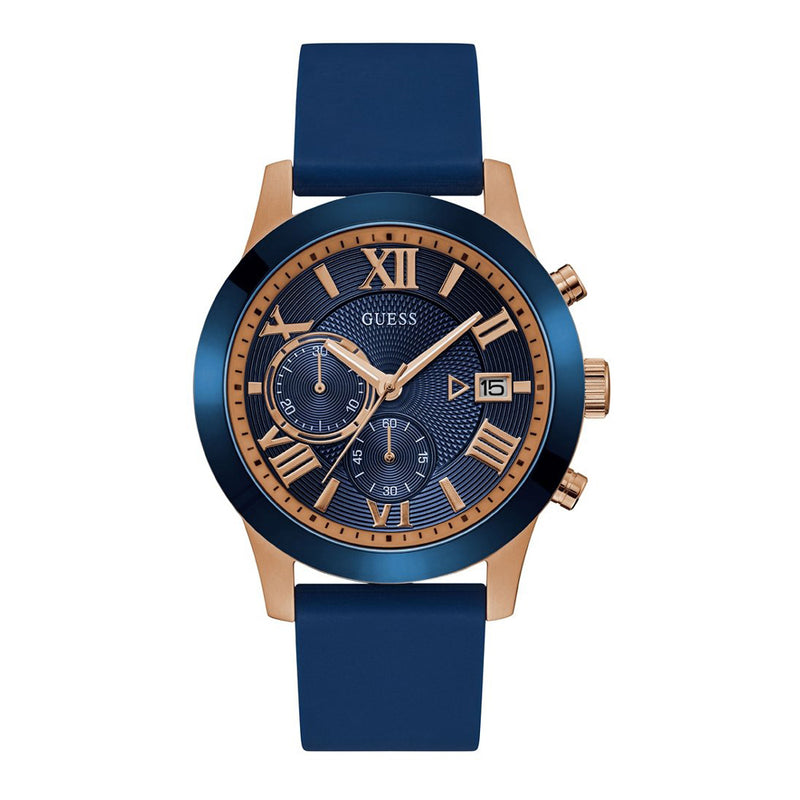 Guess Atlas W1055G2 Herrenuhr Chronograph