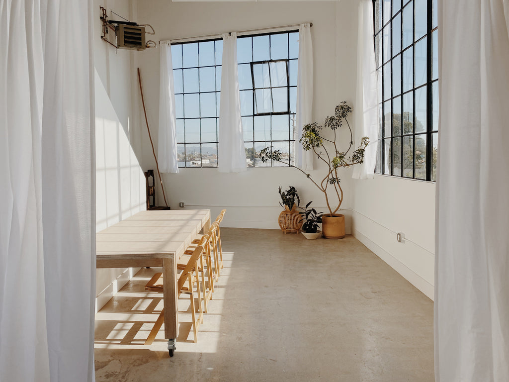 Clove & Whole Studio Oakland California Furniture by Good Wood