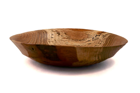 Hand Turned Oak Bowl