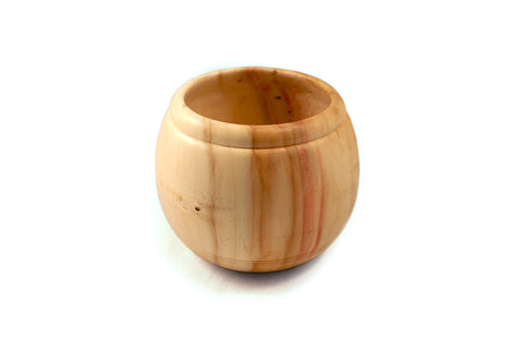 Hand Turned Box Elder Bowl