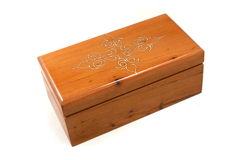 Cedar Wood Decorative Box
