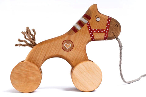 Horsey Pull Toy