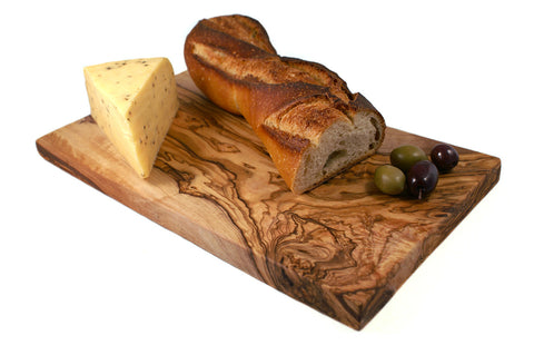 Olive Wood Rectangle Cutting Board