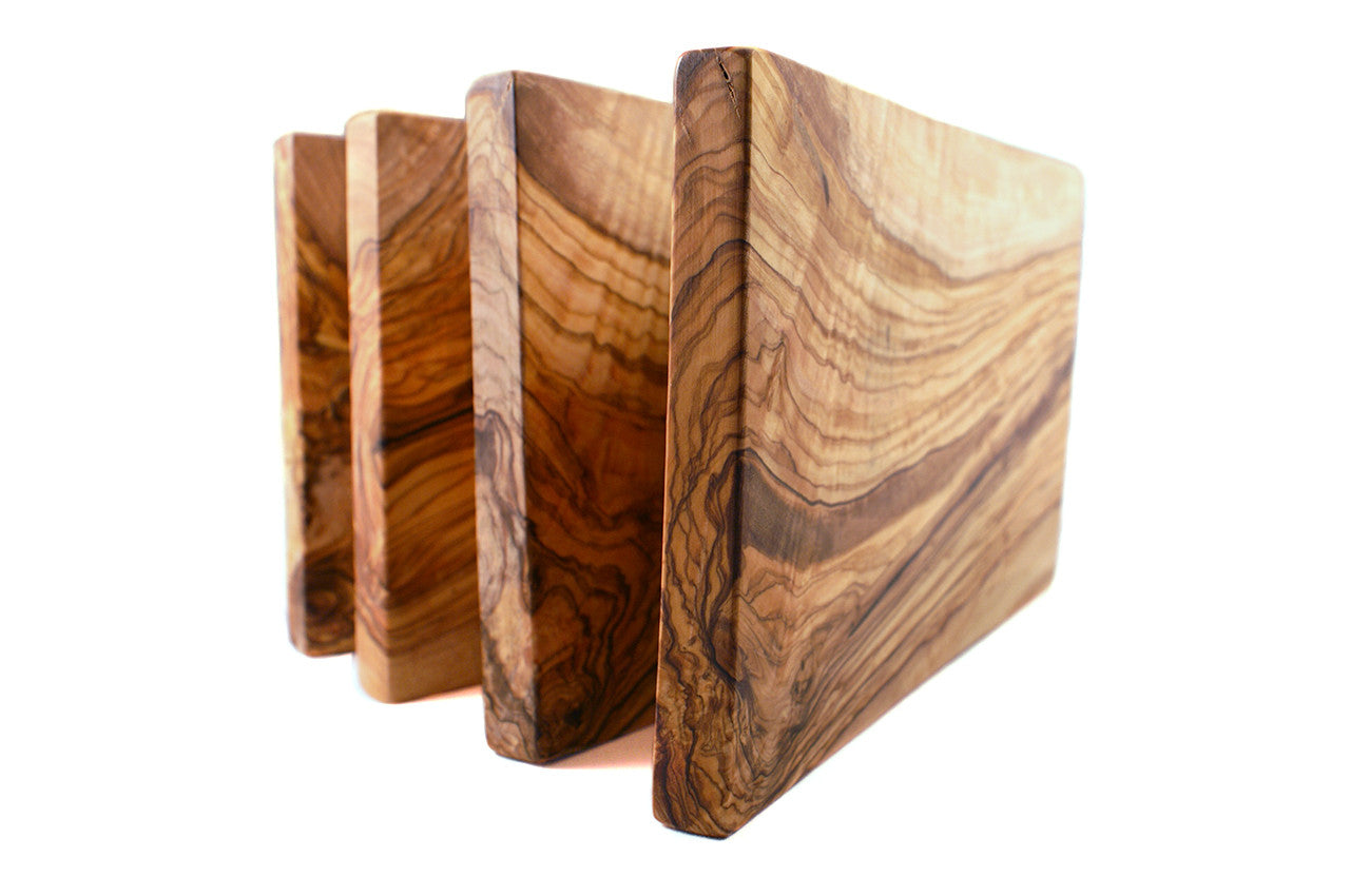 olive wood rectangle cutting board  wholesome digs, Kitchen design